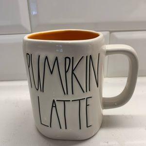 Rae Dunn Pumpkin Latte Mug